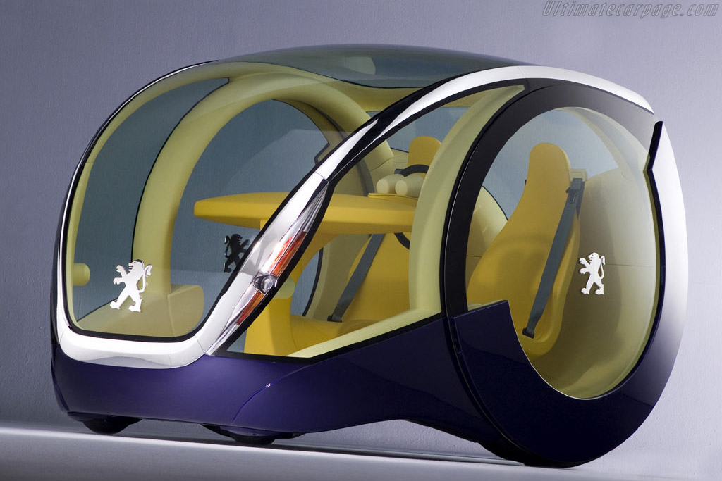 Click here to open the Peugeot Moovie Concept gallery