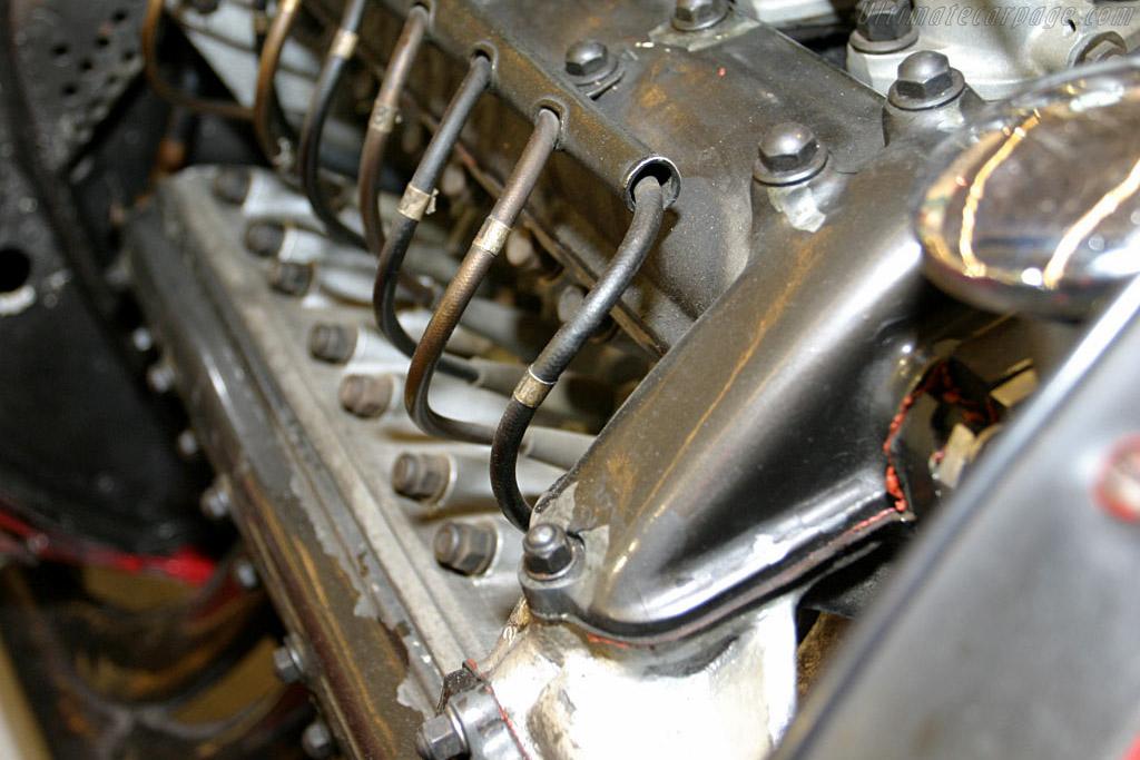 Lancia D50    - 2005 Retromobile