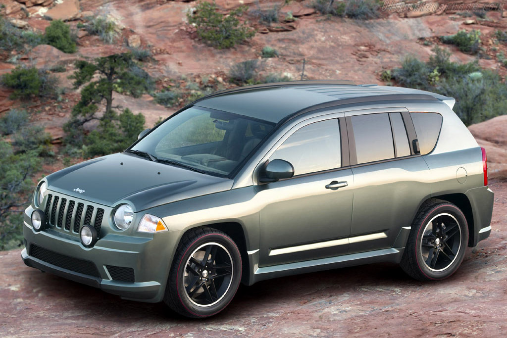 Click here to open the Jeep Compass Rallye Concept gallery