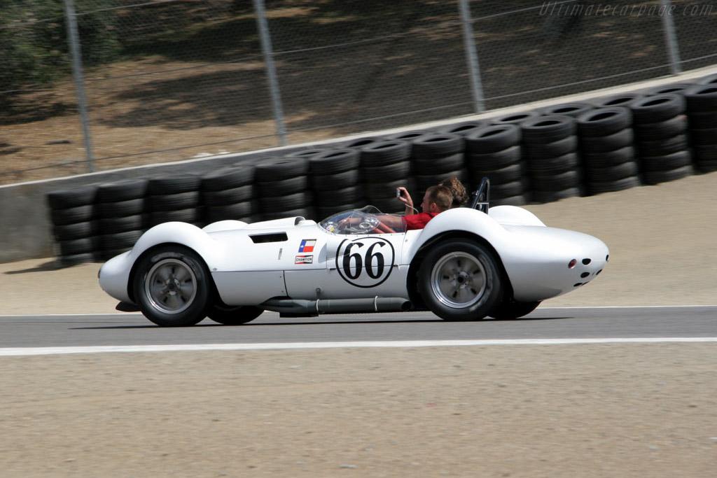 Chaparral 1 Chevrolet - Chassis: 001   - 2005 Monterey Historic Automobile Races
