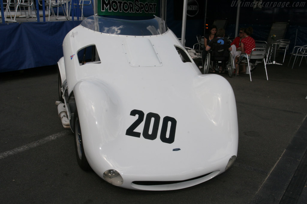 Chaparral 1 Chevrolet - Chassis: 005   - 2006 Silverstone Classic