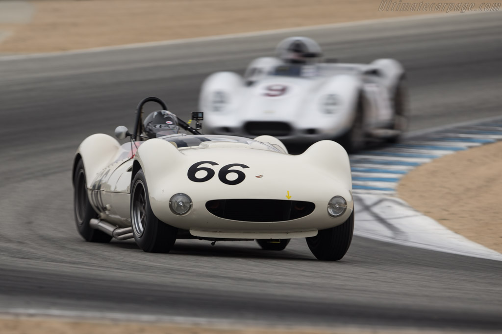 Chaparral 1 Chevrolet - Chassis: 003   - 2017 Monterey Motorsports Reunion