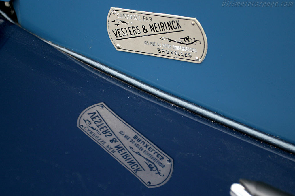 Rolls-Royce Phantom III Vesters & Neirinck Coupe - Chassis: 3CP144   - 2005 Monterey Peninsula Auctions and Sales