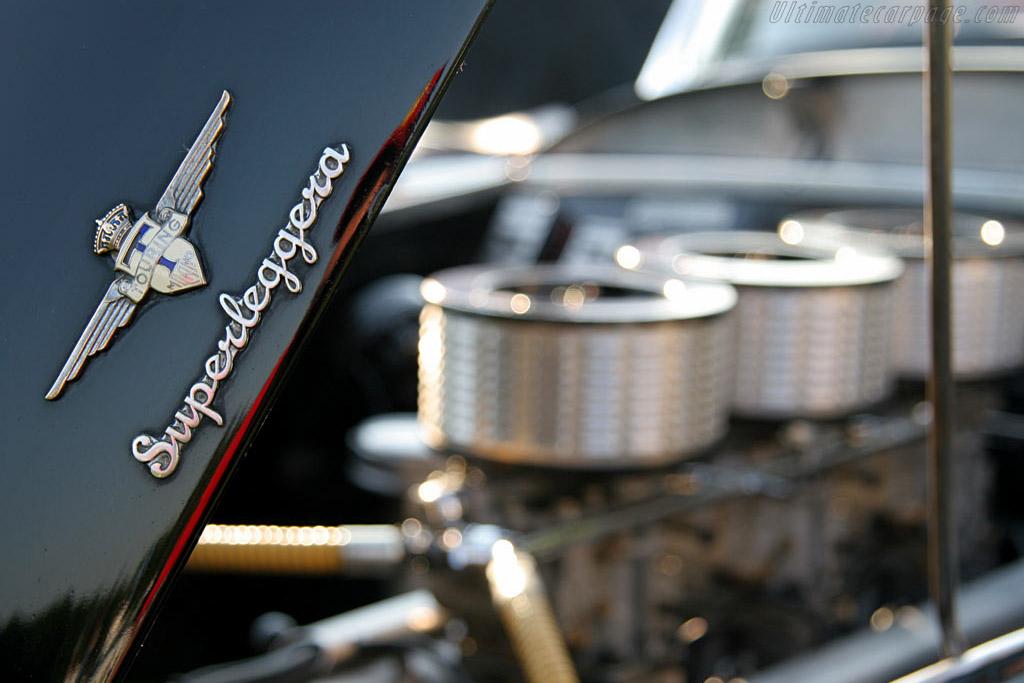 Ferrari 212/225 Inter Touring Barchetta - Chassis: 0253EU   - 2005 Meadow Brook Concours d'Elegance