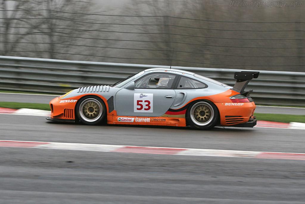 Porsche 996 Turbo GT1 - Chassis: AL001-GT   - 2005 Le Mans Endurance Series Spa 1000 km