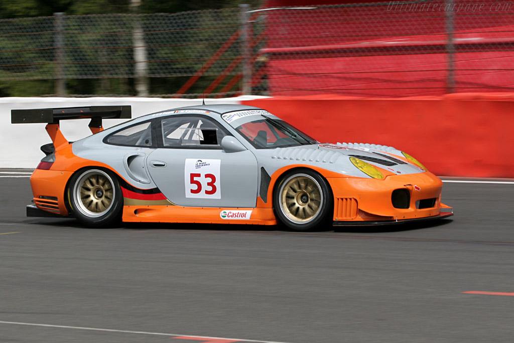 Porsche 996 Turbo >> Porsche 996 Turbo GT1 - Chassis: AL001-GT - 2005 Le Mans Endurance Series Spa 1000 km