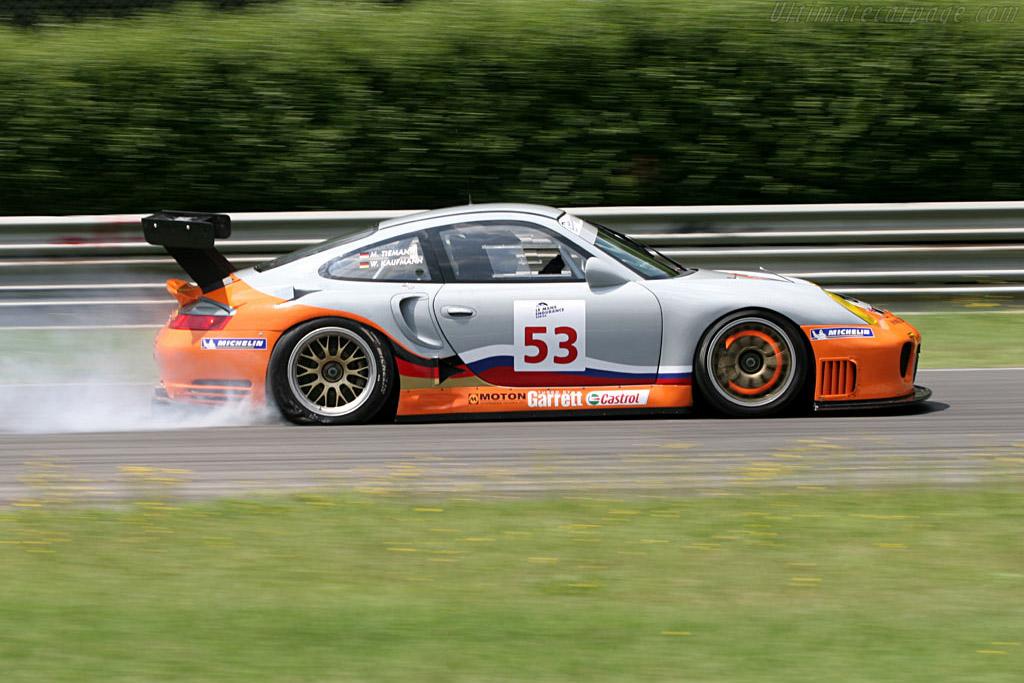 Porsche 996 Turbo GT1 - Chassis: AL001-GT   - 2005 Le Mans Series Monza 1000 km
