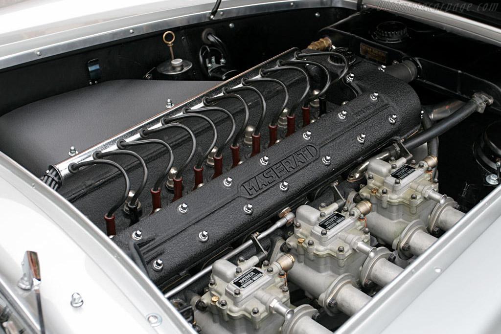 Maserati A6G/54 2000 Zagato Coupe Speciale - Chassis: 2155   - 2005 Concorso d'Eleganza Villa d'Este