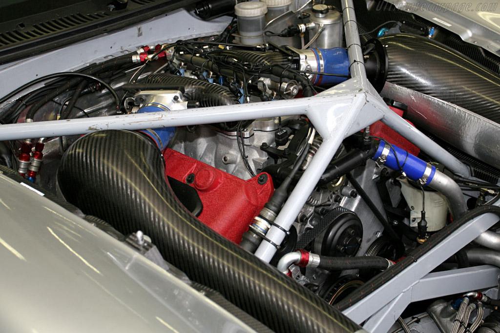 Panoz Esperante GTLM - Chassis: EGTLM 003   - 2005 Le Mans Test