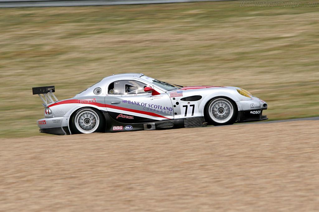 Panoz Esperante GTLM - Chassis: EGTLM 004   - 2005 Le Mans Test