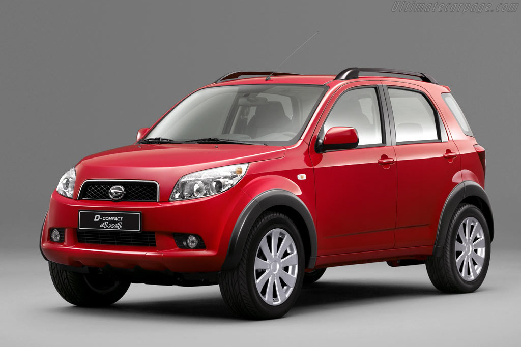 Click here to open the Daihatsu D-Compact 4x4 Concept gallery