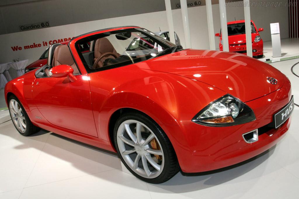 Daihatsu HVS Concept    - 2005 Frankfurt Motorshow (IAA)