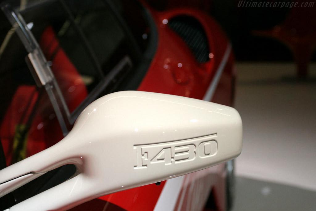 Ferrari F430 Challenge    - 2005 Frankfurt Motorshow (IAA)
