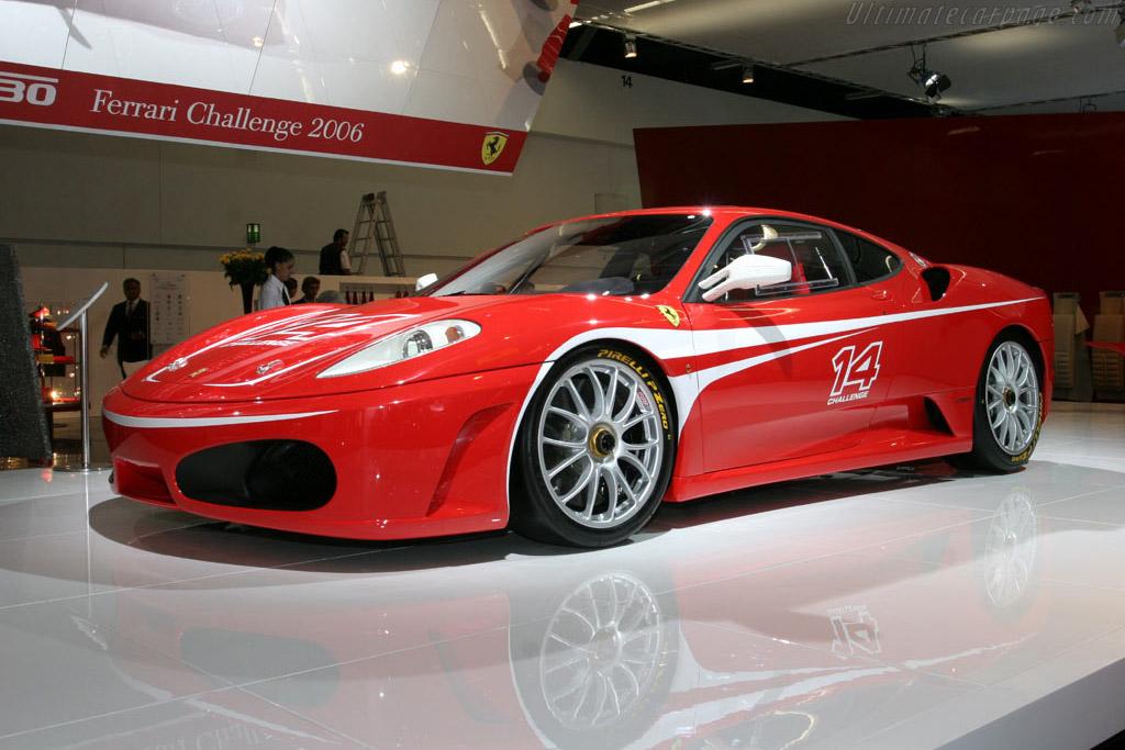 2006 2010 Ferrari F430 Challenge Images