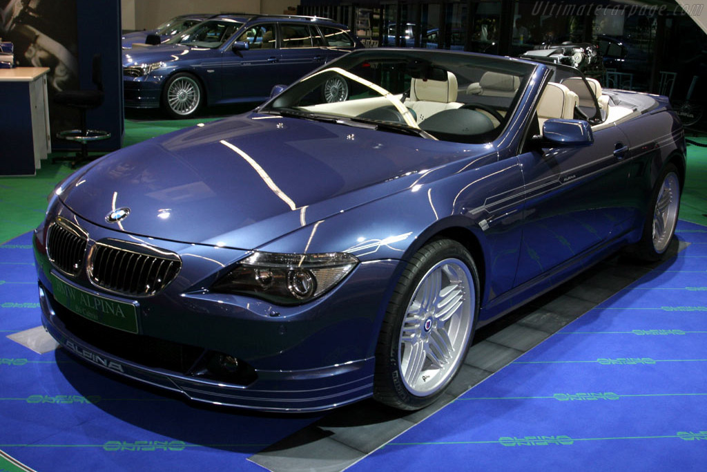 Alpina B6 Cabriolet    - 2005 Frankfurt Motorshow (IAA)