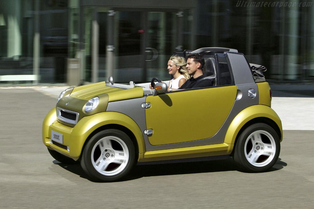 Smart Crosstown Hybrid Concept