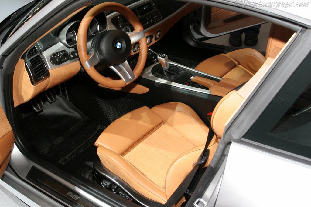 BMW Z4 Coupe Concept    - 2005 Frankfurt Motorshow (IAA)