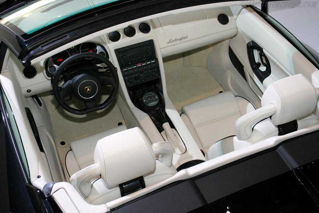 Lamborghini Gallardo Spyder    - 2005 Frankfurt Motorshow (IAA)