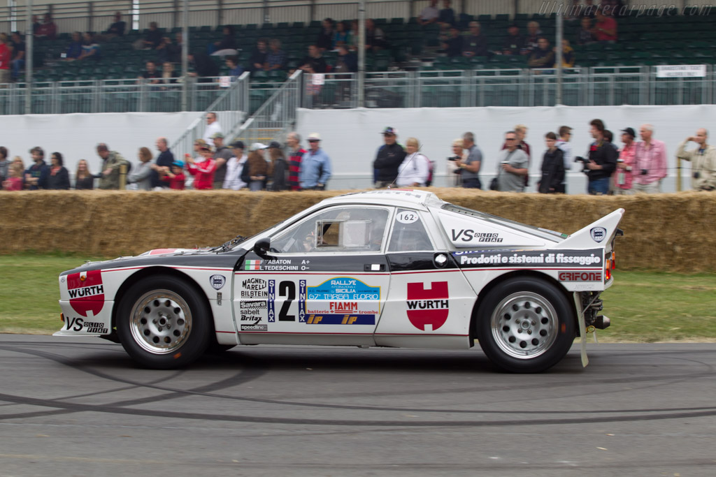 Lancia 037 Rally - Chassis: ZLA151AR0 00000318   - 2014 Goodwood Festival of Speed