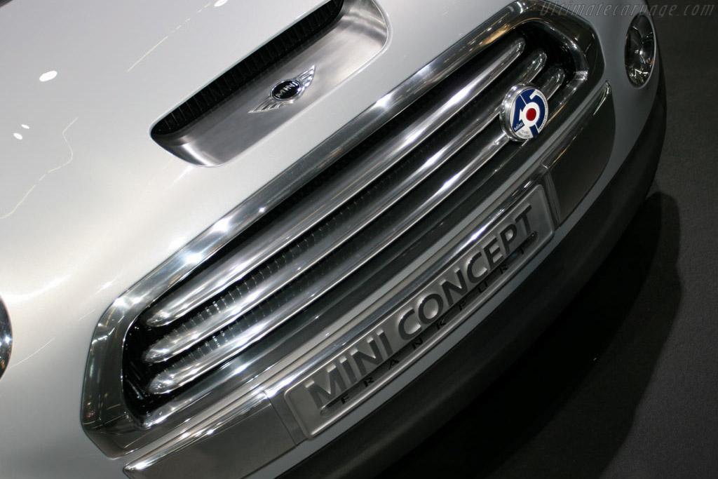 MINI Concept Frankfurt    - 2005 Frankfurt Motorshow (IAA)