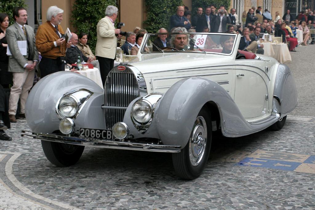 Bugatti Type 57 C Gangloff Cabriolet - Chassis: 57749   - 2005 Concorso d'Eleganza Villa d'Este