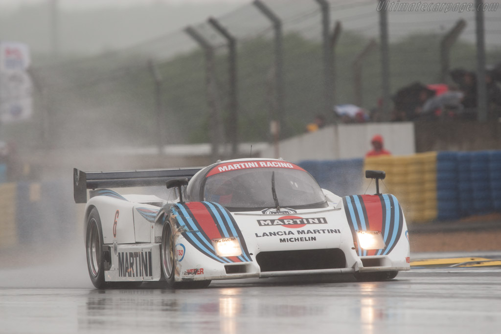 Lancia LC2 - Chassis: 0005   - 2012 24 Hours of Le Mans