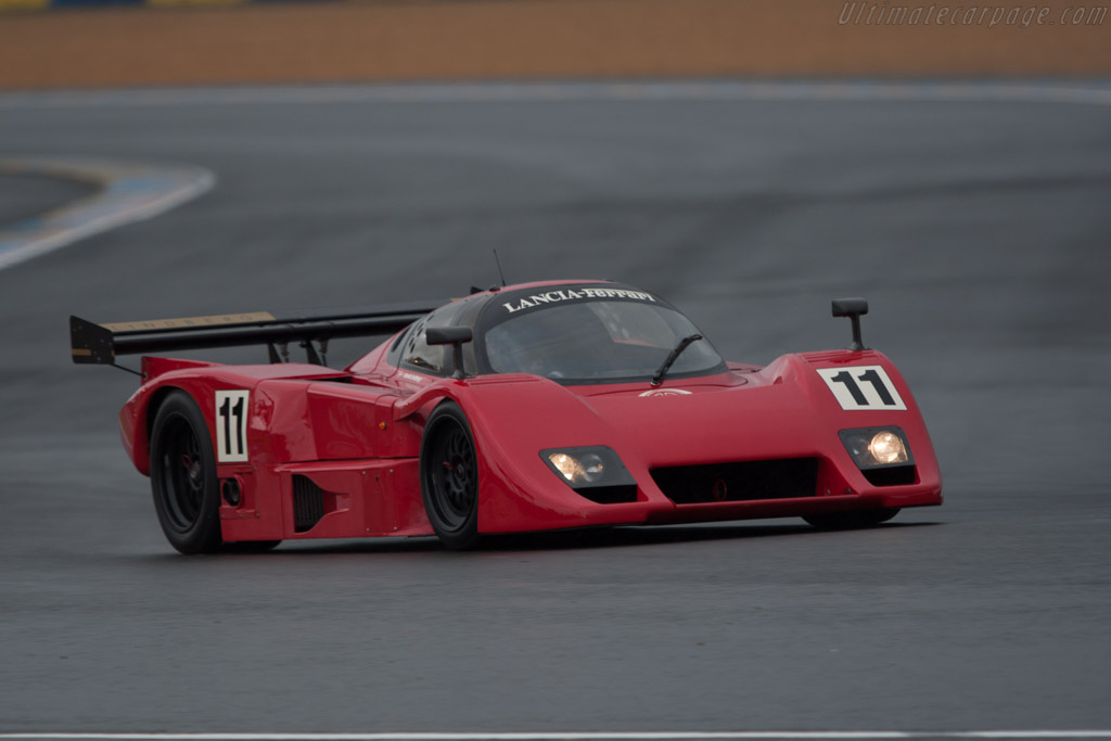 Lancia LC2 - Chassis: 0008   - 2012 24 Hours of Le Mans