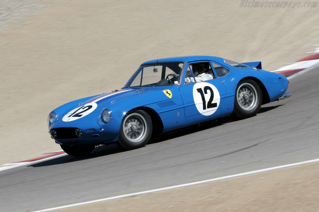 Click here to open the Ferrari 250 GT SWB Sperimentale gallery