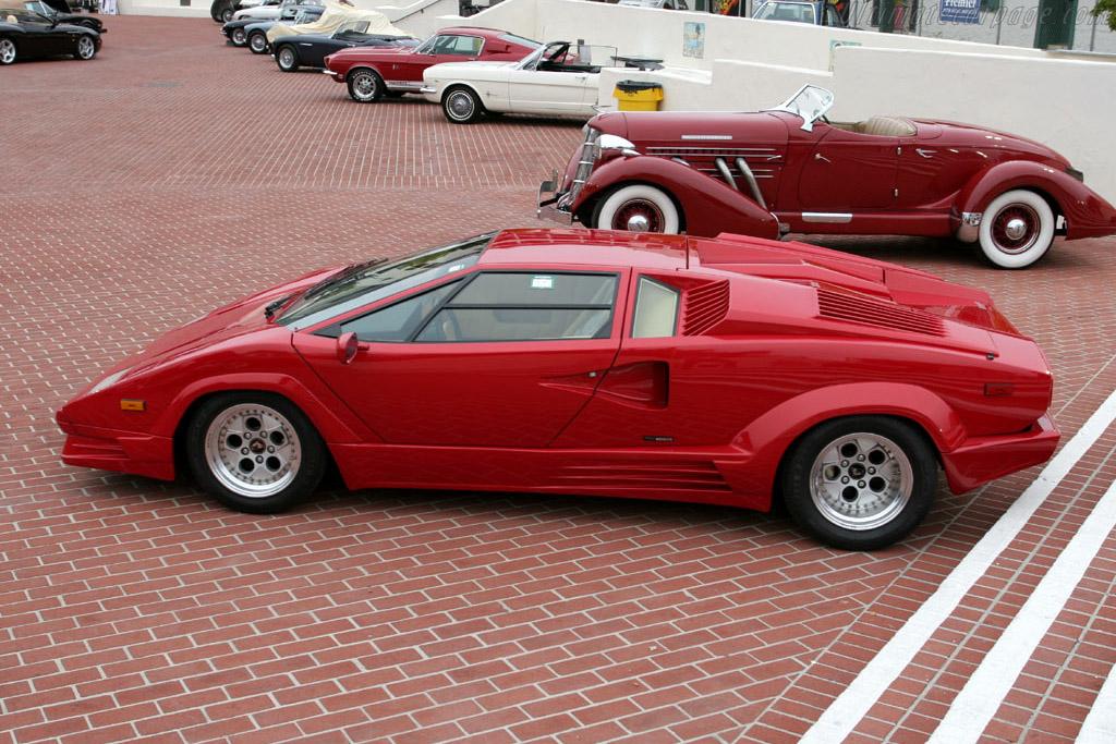 Lamborghini Countach 25th Anniversary Chassis