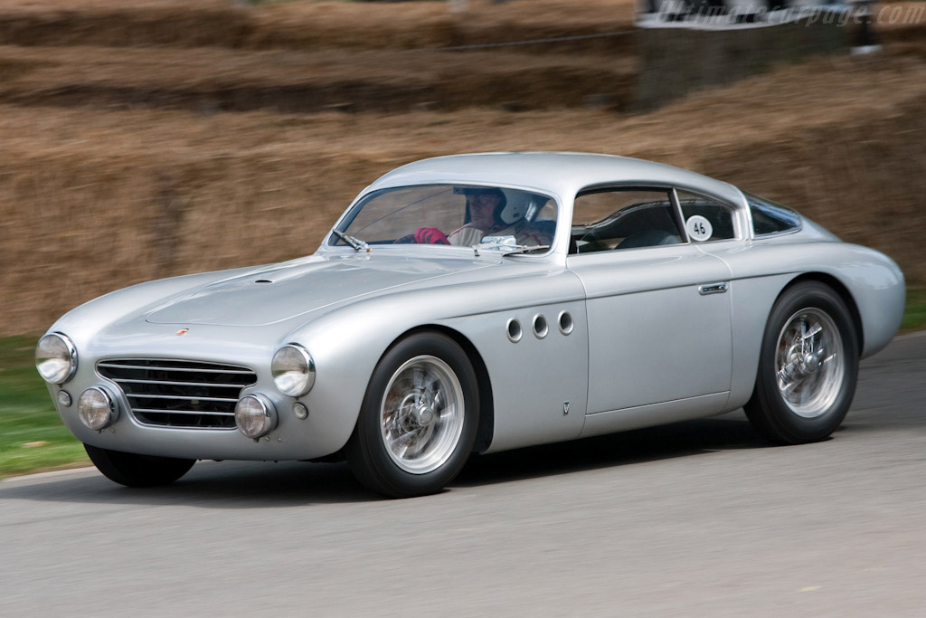 Abarth 205 Vignale Berlinetta - Chassis: 205102   - 2009 Goodwood Festival of Speed