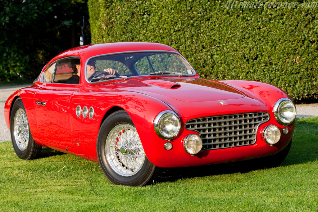 1950 - 1951 Abarth 205 Vignale Berlinetta - Images, Specifications