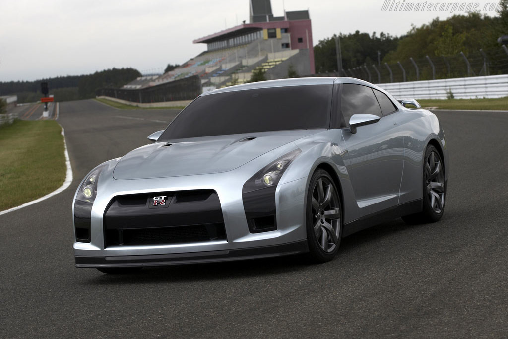 Click here to open the Nissan GT-R Proto gallery
