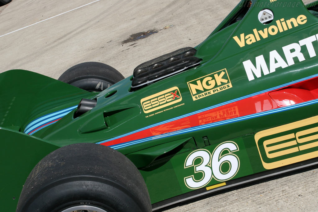 Lotus 80 Cosworth - Chassis: 80/1   - 2005 Silverstone Classic
