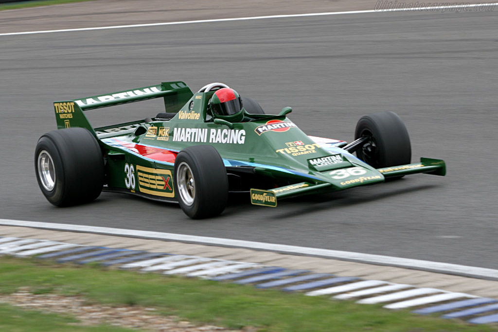 Click here to open the Lotus 80 Cosworth gallery