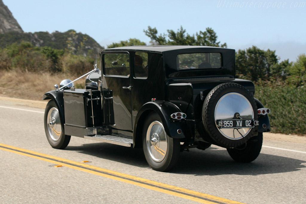 Voisin C14 'Chartre' Demi-Berline - Chassis: 28674   - 2006 Pebble Beach Concours d'Elegance