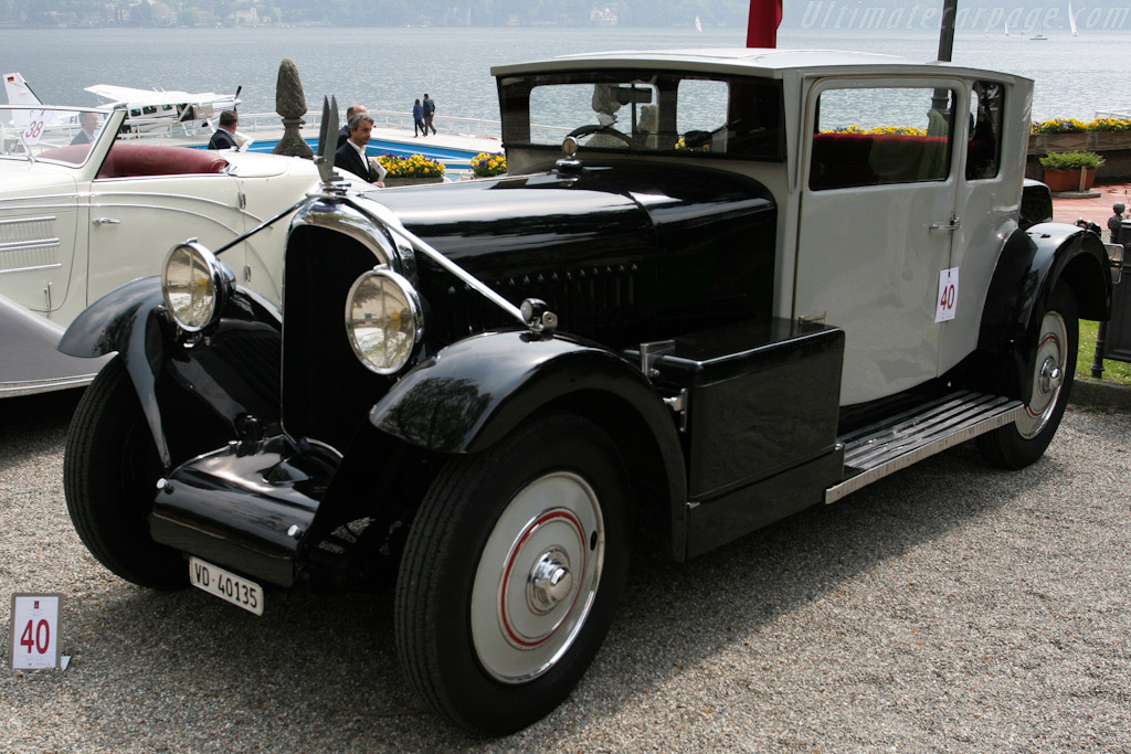 Click here to open the Voisin C14 'Chartre' Demi-Berline gallery
