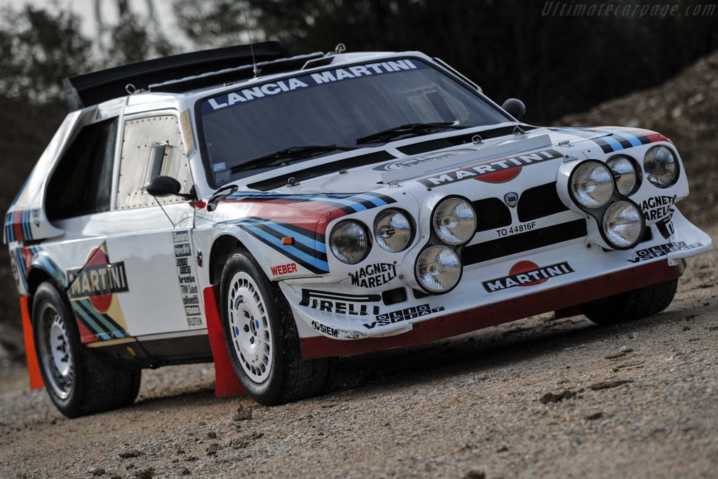 Martin Automotive Group >> 1986 Lancia Delta S4 Group B - Chassis 051 - Ultimatecarpage.com