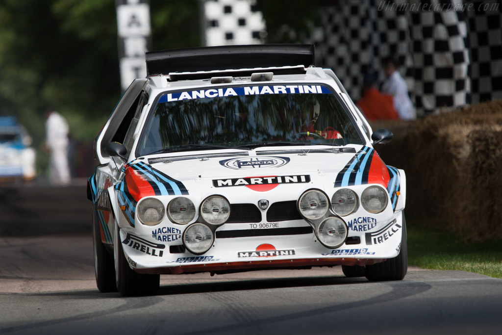 Lancia Delta S4 Group B - Chassis: 222   - 2011 Goodwood Festival of Speed