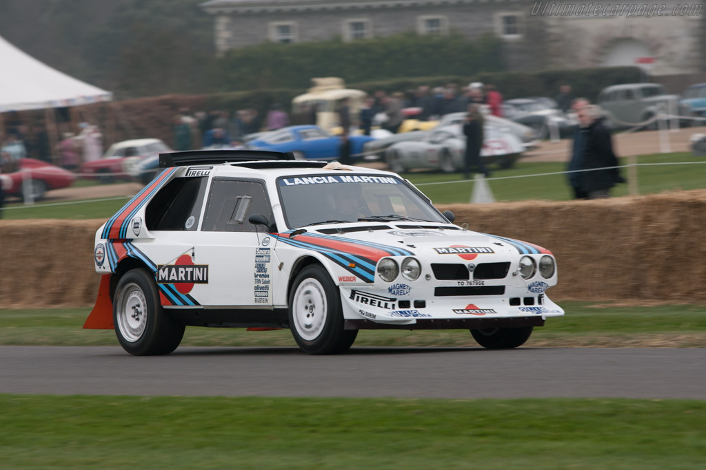 Lancia Delta S4 Group B - Chassis: 214   - 2012 Goodwood Preview