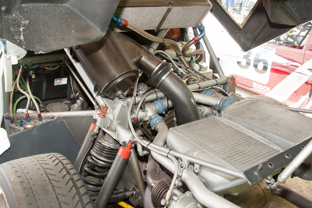 Lancia Delta S4 Group B - Chassis: 205   - 2014 Goodwood Festival of Speed
