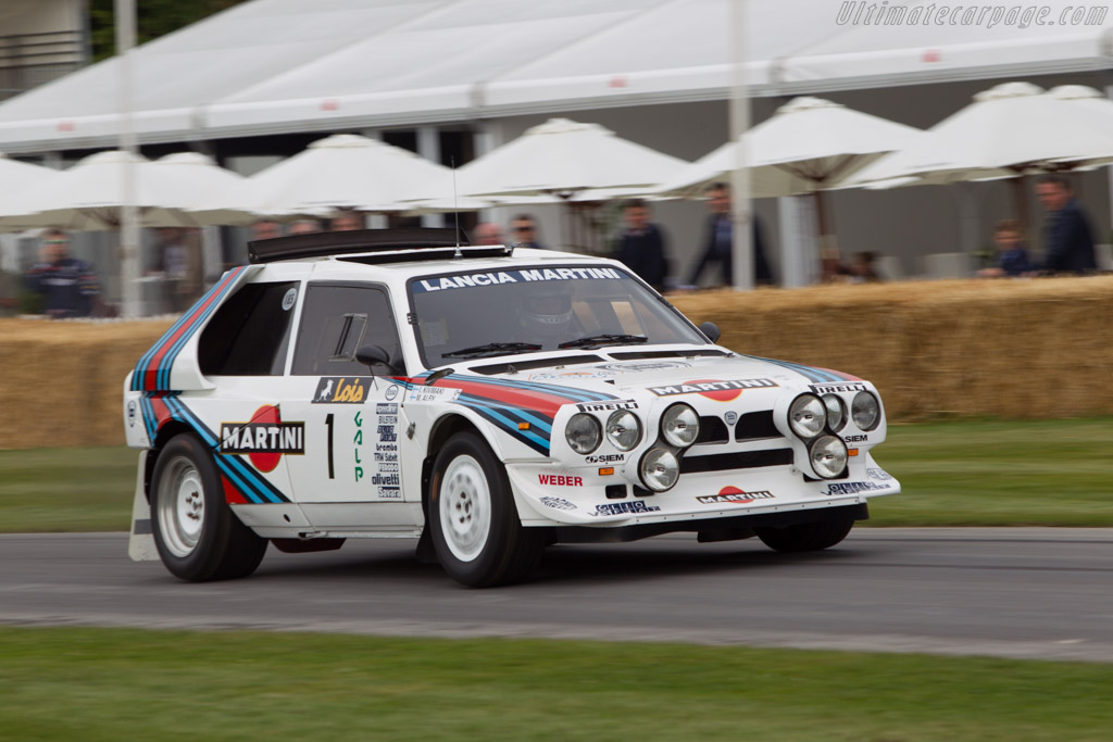 1985 - 1986 lancia delta s4 group b - images, specifications and