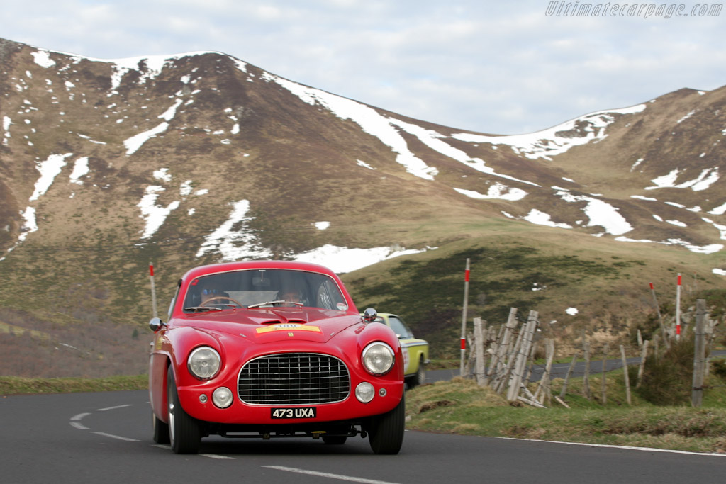 Ferrari 212 Inter Touring Berlinetta - Chassis: 0215EL   - 2005 Tour Auto