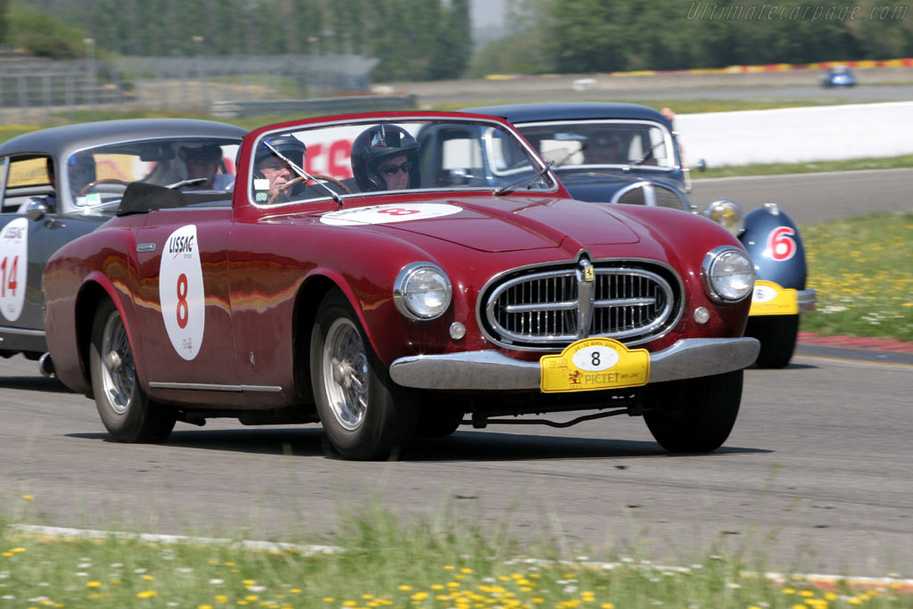 Ferrari 212 Inter Vignale Cabriolet - Chassis: 0255EU   - 2005 Tour Auto