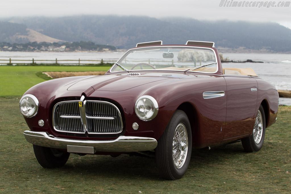 Click here to open the Ferrari 212 Inter Vignale Cabriolet gallery