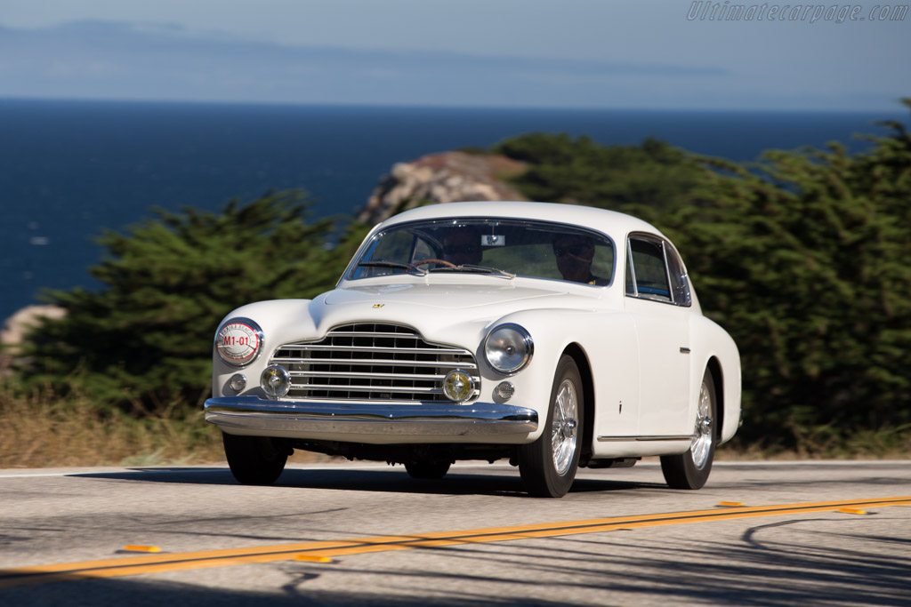 Ferrari 195 Inter Ghia Coupe - Chassis: 0101S   - 2015 Pebble Beach Concours d'Elegance