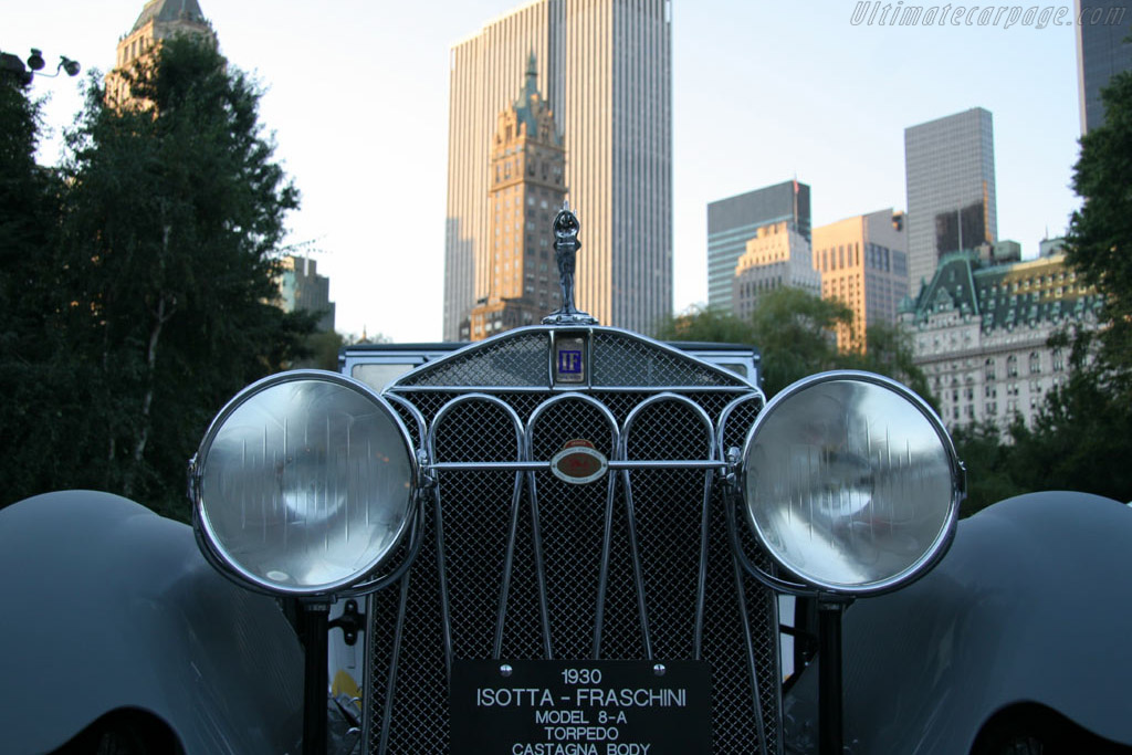 Isotta Fraschini 8A Castagna Torpedo - Chassis: 1585   - 2005 New York City Concours d'Elegance