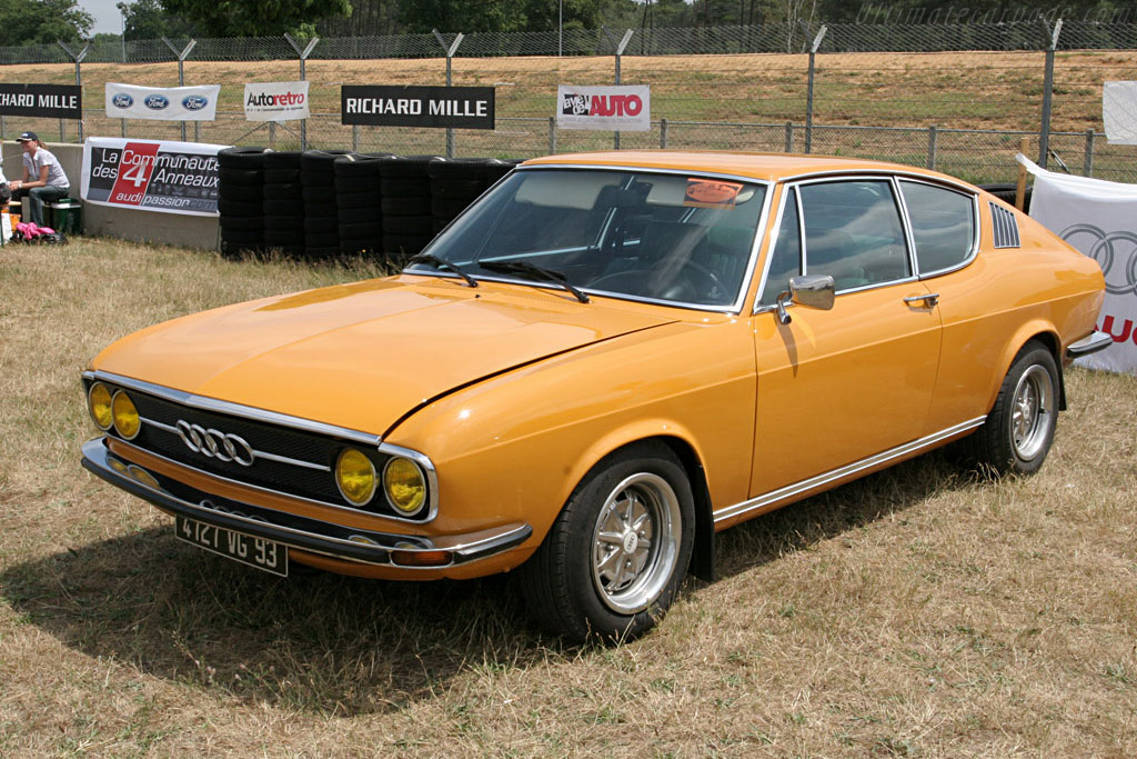 1969 1976 Audi 100 Coupe S Images Specifications And