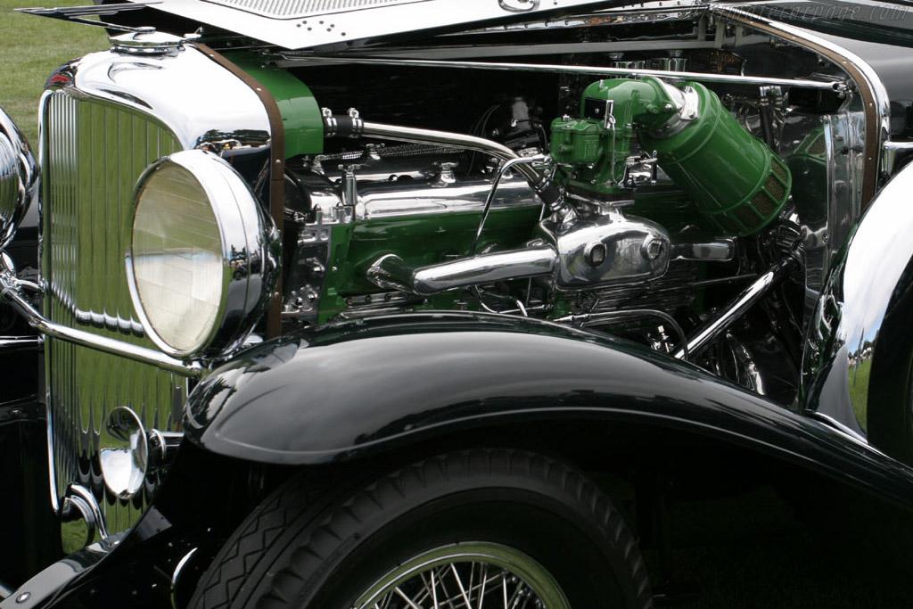 Duesenberg J Murphy Convertible Sedan