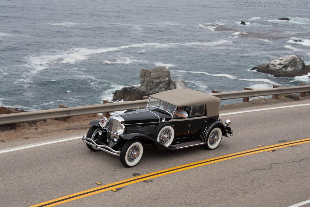 Duesenberg J Murphy Convertible Sedan - Chassis: 2225 J-355   - 2014 Pebble Beach Concours d'Elegance