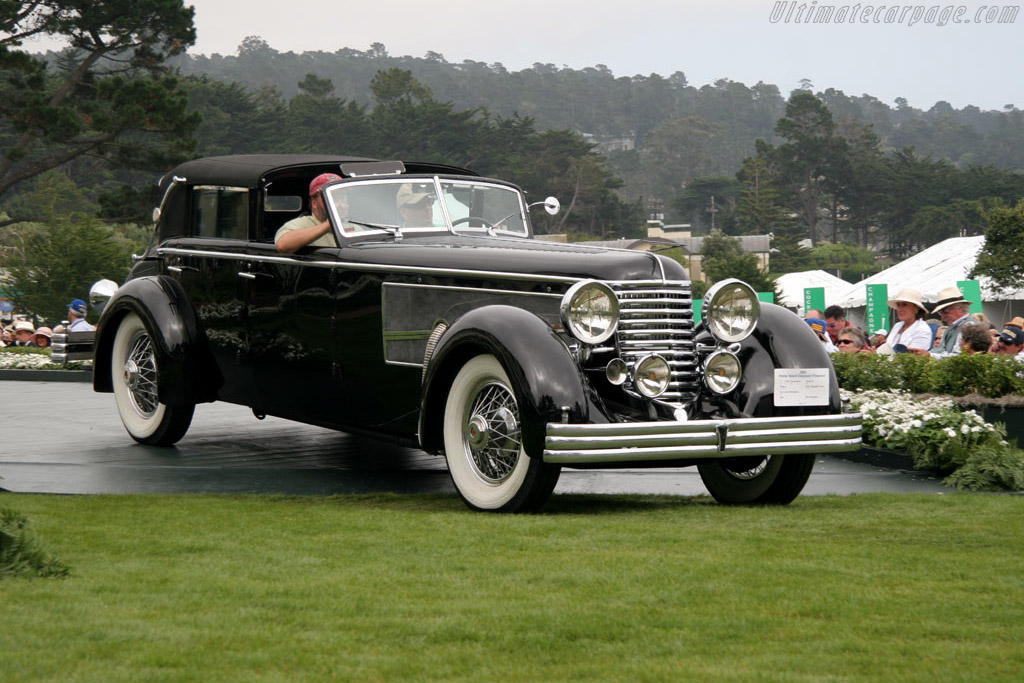 Duesenberg SJ Rollson Fully Collapsible Town Car - Chassis: 2563 J-397   - 2005 Pebble Beach Concours d'Elegance